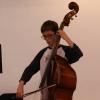 Student Felix Bransbourg performing in daily recital. Photo by Richard Casamento.