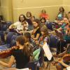 All Camp Orchestra, all ages and levels! Photo by Richard Casamento.