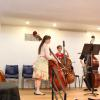Bass performance at the student electives concert. Photo by Richard Casamento.