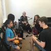 Mandolin class with Forrest O'Connor