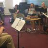 Teacher Training with Mark O'Connor playing musical examples
